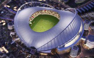 Qatar 2022: Khalifa Stadium slightly delayed