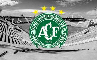 New stadium: #ForçaChape