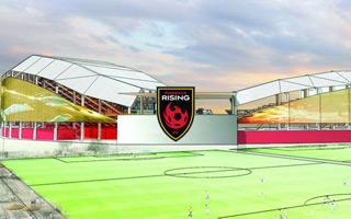 Arizona: Makeshift 5,000 stadium to be ready by March