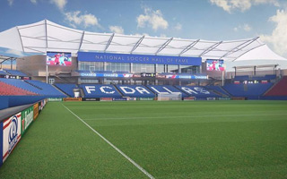 Texas: Toyota Stadium expansion to be done in a year