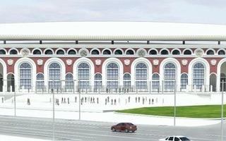 Minsk: Stadion Dinama will be ready in a year