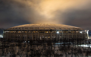 Moscow: Luzhniki almost ready, as expected
