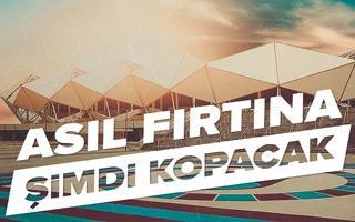 Trabzon: Erdoğan to open stadium, first match in 2017