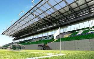 New stadium and design: Present and future of Ludogorets Razgrad