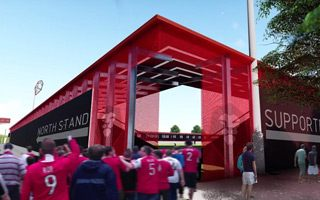 New stadium and design: See what Man United stars are up to