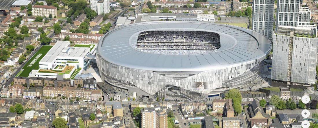 England Stadiums