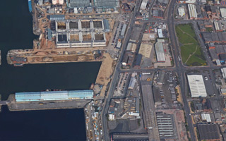 Liverpool: Everton confirm docks as preferred site
