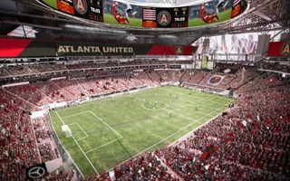 Atlanta: Busy opening weeks for Mercedes-Benz Stadium