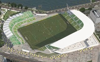 New design: Rowdies sailing towards MLS