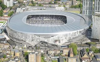 London: New Tottenham stadium raising property price