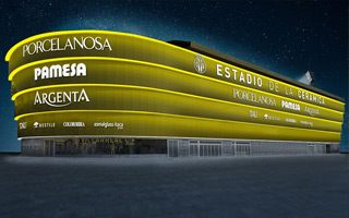 Spain: Official presentation of Estadio de la Cerámica