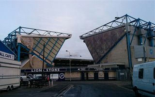London: Millwall forced out of London?