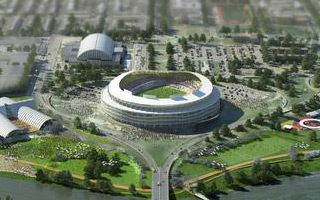 Washington, DC: No room for RFK Stadium in the future