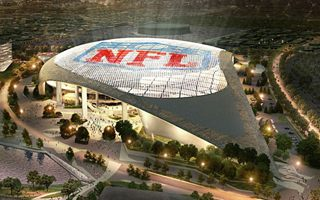 Los Angeles: Inglewood stadium not a threat to airspace
