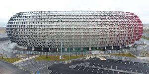 New stadium: Sad opening for Gaziantep Arena