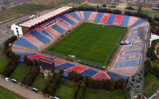 Bucharest: One stadium but for which Steaua?