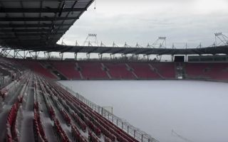 Poland: Second stadium in Łódź ready for handover
