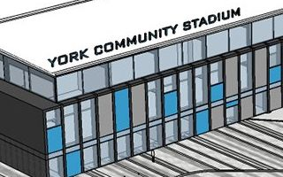 England: York Council commits to stadium after legal challenge dismissed