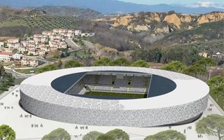New design: The disc of Calabria