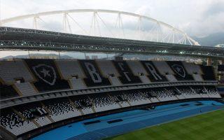 Rio de Janeiro: Botafogo reclaim Olympic Stadium in style