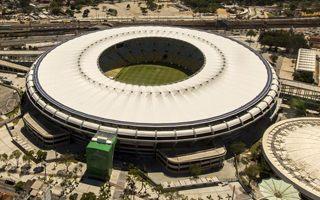 Rio de Janeiro: Maracana's electricity cut
