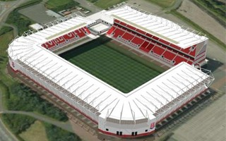 England: Stoke City launch stadium expansion