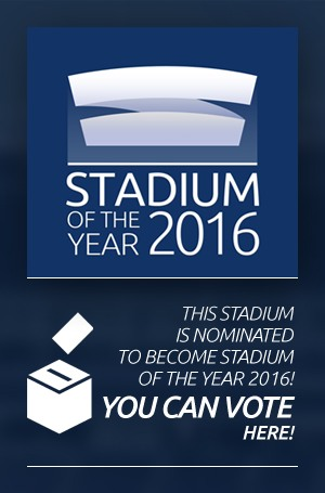Stadium of the Year 2016
