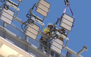 Australia: Perth Stadium to have biggest LED lighting system