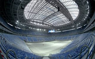 Russia 2018: Zenit Arena to open doors on Saturday