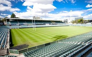 Sydney: Demolition work begins on Parramatta Stadium