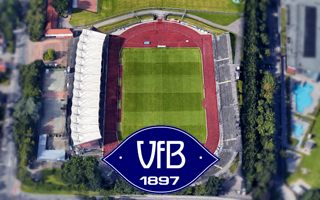 Germany: New stadium for VfB Oldenburg?