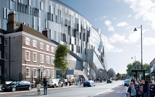London: No more White Hart Lane stadium?