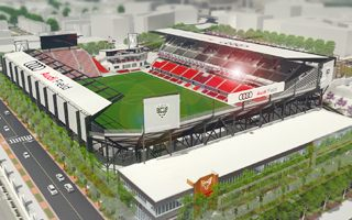 Washington, DC: Audi lands DC United naming rights