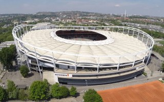 Stuttgart: Preparations begin for Mercedes-Benz Arena roof replacement