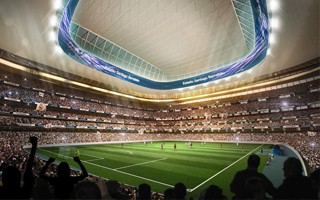 Madrid: Special plan approved for Bernabéu