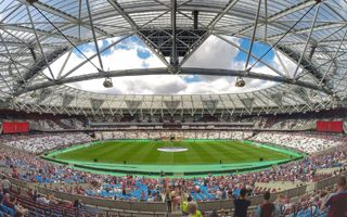 London: London Stadium finally more like a home to West Ham?