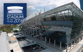 Stadium of the Year 2016: Reason 3, Arena CSKA