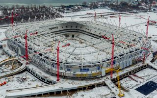 Russia 2018: Rostov Arena to be done ahead of schedule?