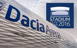 Stadium of the Year 2016: Reason 7, Dacia Arena