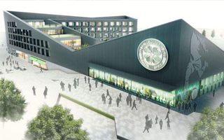 Glasgow: Celtic reveal plans for stadium, museum and megastore