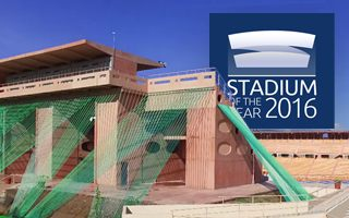 Stadium of the Year 2016: Reason 11, Estadio Tecnológico