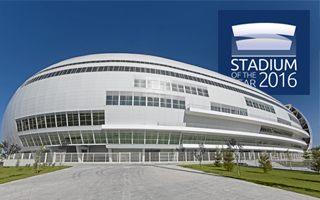 Stadium of the Year 2016: Reason 18, Sivas Arena