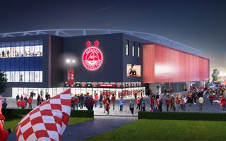 Scotland: Huge interest in Aberdeen stadium consultation