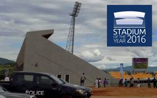 Stadium of the Year 2016: Reason 19, Stade Omnisports de Bafoussam
