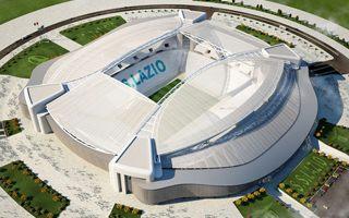 Rome: Lazio remind Rome of their stadium plan