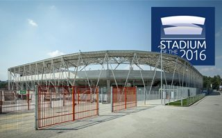 Stadium of the Year 2016: Reason 21, Stadion Miejski w Bielsku-Białej