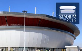 Stadium of the Year 2016: Reason 29, Yeni Eskişehir Stadyumu