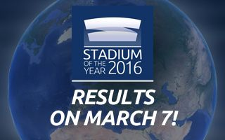 Stadium of the Year 2016: Thank you for the vote!