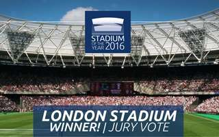 Stadium of the Year 2016: Jury Award Winner – London Stadium!
