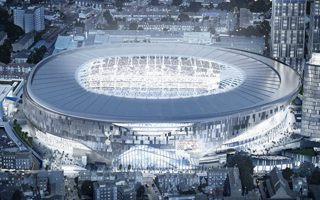 London: Tottenham Stadium to cost £800 million